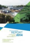 Resumen Ejecutivo Memoria  RSC de EMASESA 2014. Versión en Inglés