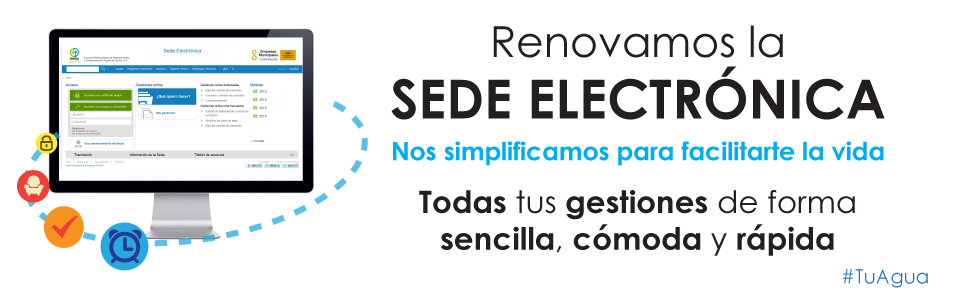 Banner Sede Electronica Web