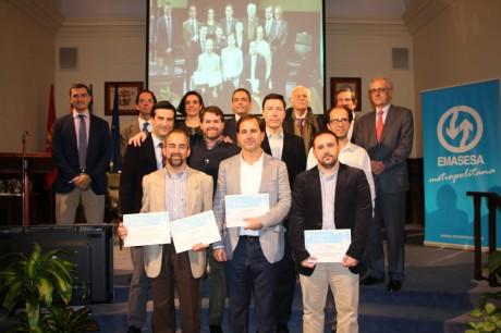 Acto Premios. VI Concurso de Ideas