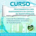 Curso-PROCEDIMIENTOS PARA EL MANTENIMIENTO EN CENTROS DE TRANSFORMACIÓN