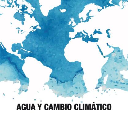 Encuentro Agua y Cambio Climático. Portada