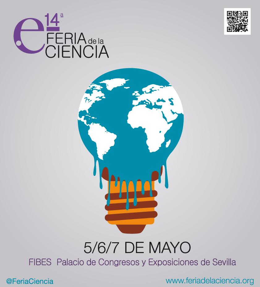 Cartel Feria de la Ciencia 2016