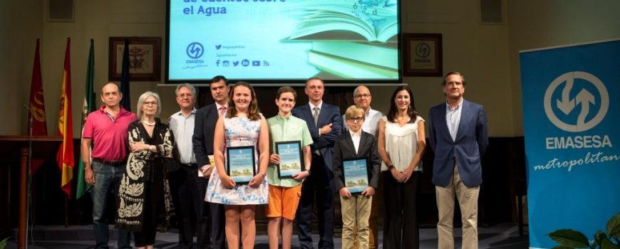 Acto Entrega Premios Certamen Literario del Agua