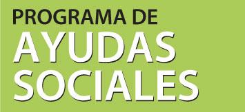 Programa Ayudas Sociales