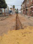 Información de servicio – EMASESA sustituye las redes de abastecimiento y saneamiento en La Rinconada