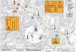 Información de servicio – EMASESA sustituye la red de abastecimiento y de riego en la Ronda Histórica