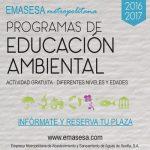 EMASESA pone en marcha los programas de concienciación y educación ambiental dirigidos a niños y adultos