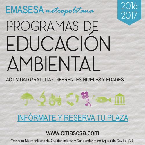Programas Educación Ambiental