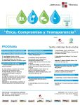 "Jornada Técnica ""Ética, Compromiso y Transparencia"""