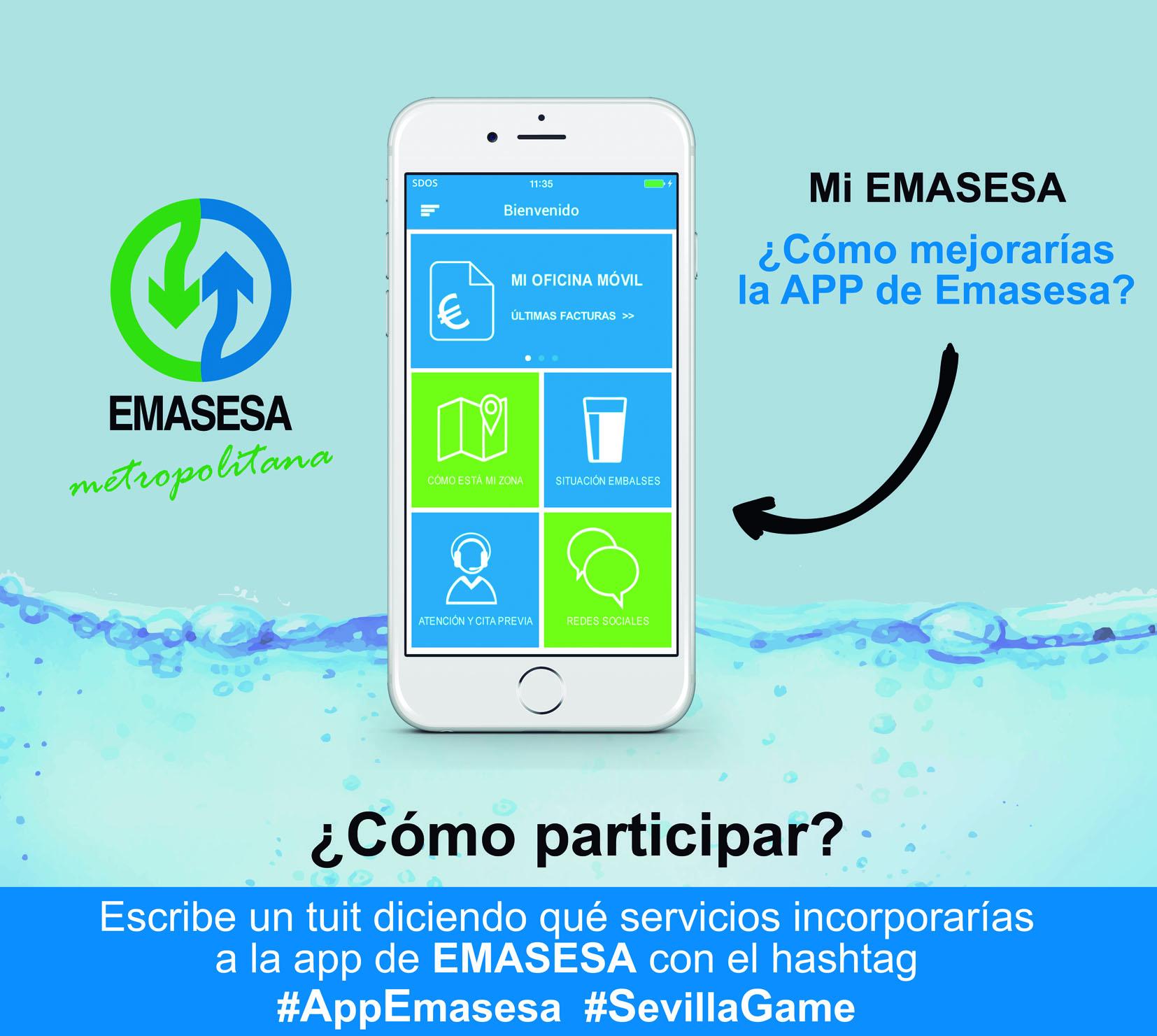 Concurso #AppEmasesa