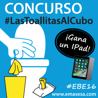 Concurso Las Toallitas Al Cubo. EBE. Post