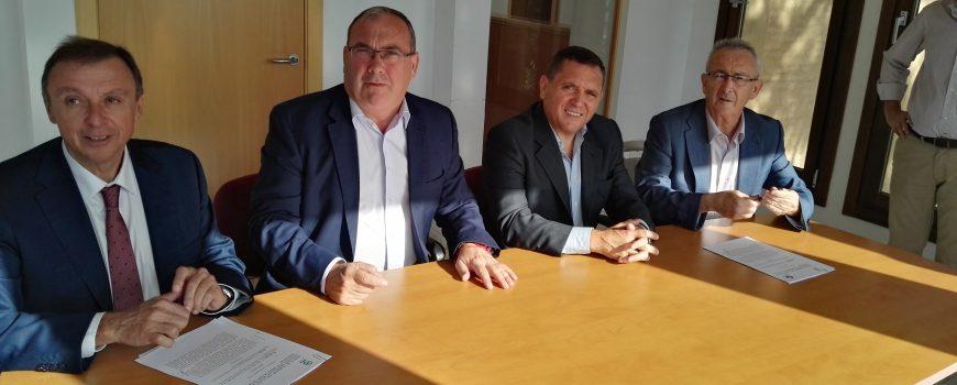 Convenio EMASESA y Aljarafesa