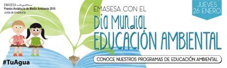 Banner Día Mundial de la Educación Ambiental