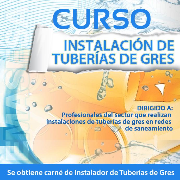 Instalación de Tuberías de Gres