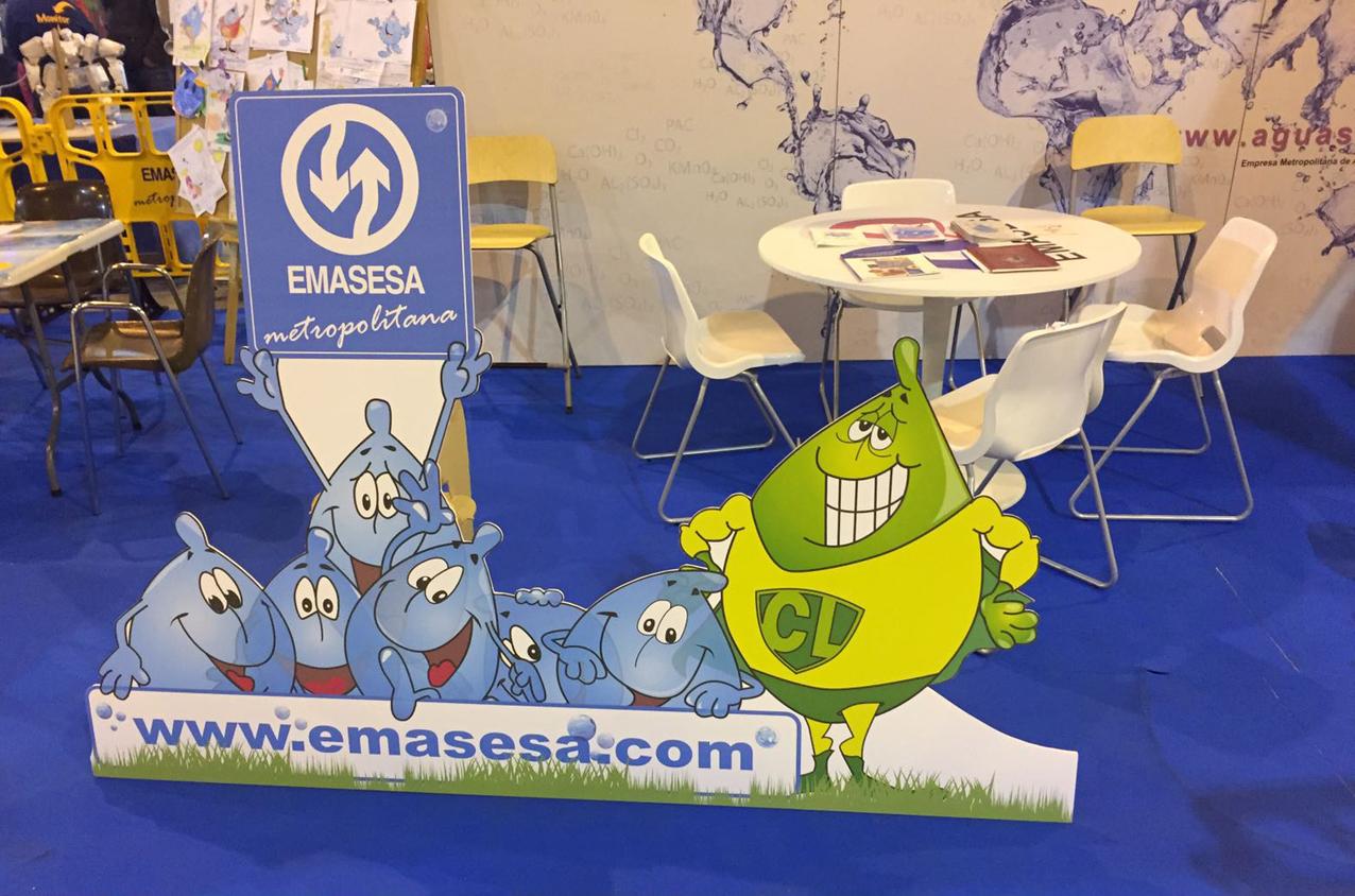 Expo Joven Stand EMASESA