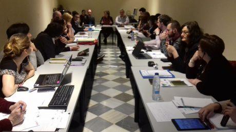 Reunión Programa URBACT III