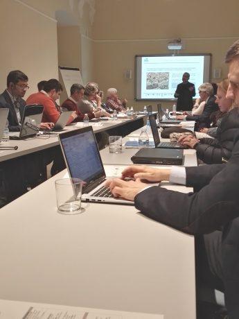 Jornada revisión final del proyecto europeo DAREED