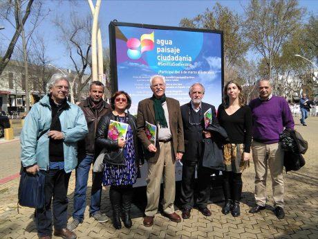 Inauguración Exposición 'Las Alamedas de España y América'