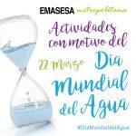 EMASESA presenta su programación para el Día Mundial del Agua
