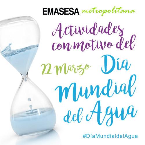 Actividades Día Mundial del Agua
