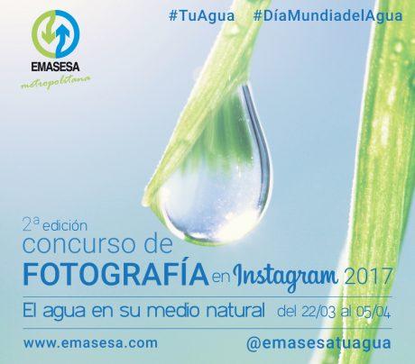 II Concurso de Instagram #TuAgua 2017