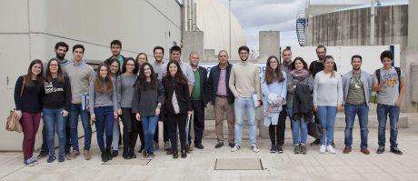 Alumnos Universidad de Sevilla