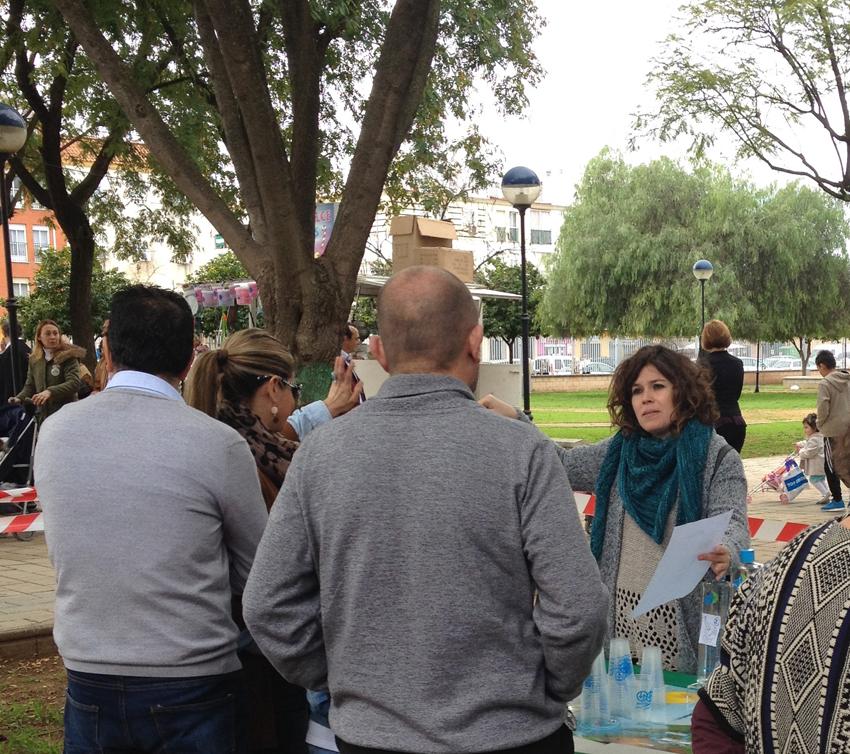 EMASESA celebra el Día de Andalucía en el Parque Dehesa Boyal San José de la Rinconada