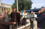 EMASESA aborda con los vecinos de San Jerónimo el proyecto de cierre de la  estación depuradora