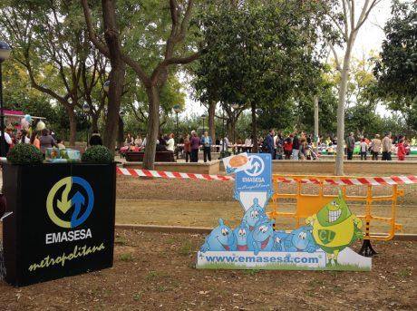 Zona Infantil actividades de EMASESA