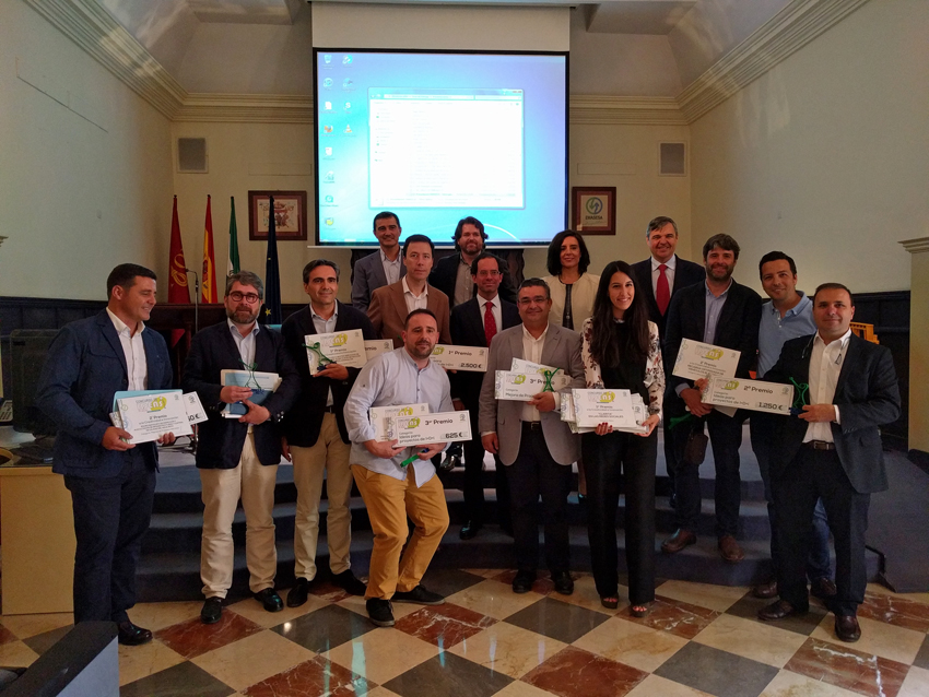 Fotografía Premiados VII Concurso de ideas de EMASESA