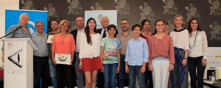 Acto Entrega Premios Certámenes Literarios EMASESA Feria del libro