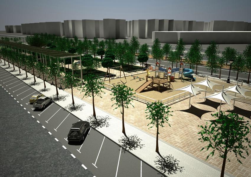A3 Cámaproyecto de construcción del depósito de retención de Kansas City en el Distrito Nervión-San Pablora_0001