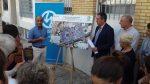 EMASESA invertirá más de 1,4 millones en obras de mejora de las redes de abastecimiento y saneamiento de agua del distrito San Pablo – Santa Justa