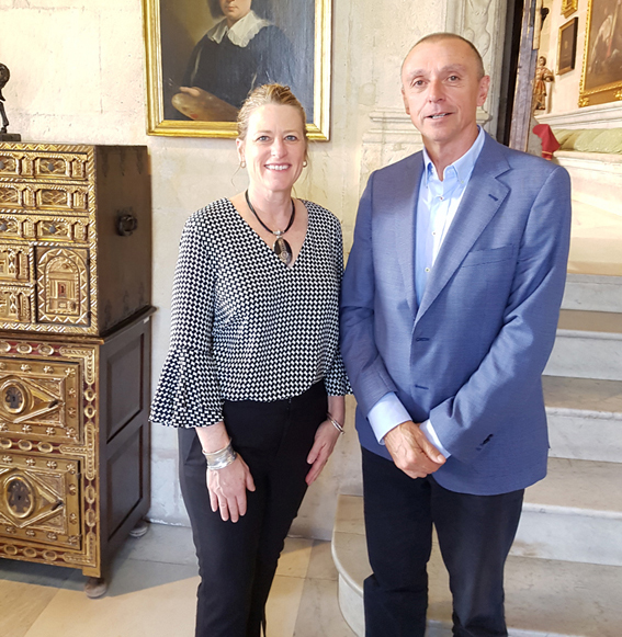 El Consejero Delegado de EMASESA ha mantenido una reunión de trabajo con Paula Kehoe, Directora de Recursos Hídricos de (SFPUC).
