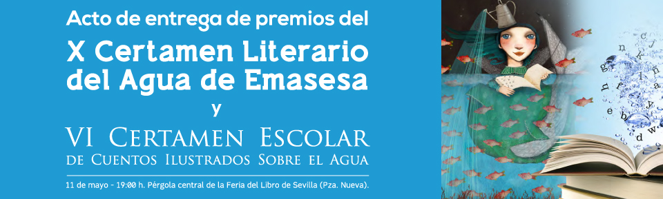 Acto Entrega Premios Certámanes Literarios. Mayo 2018