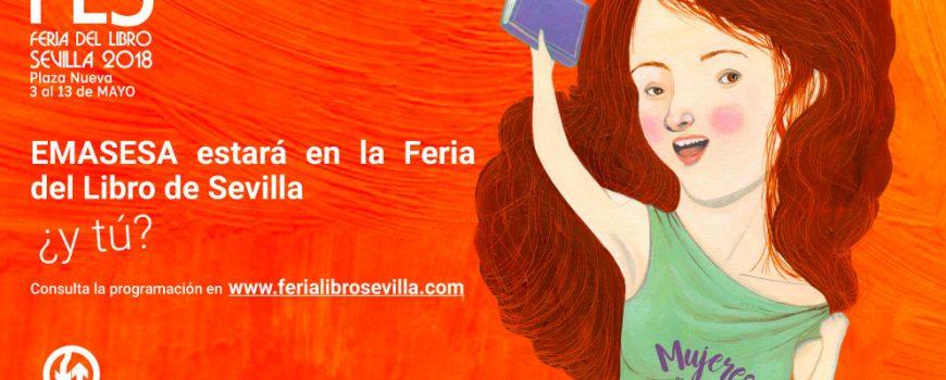 EMASESA Feria del Libro Vinilos-Bus-140x80CM.