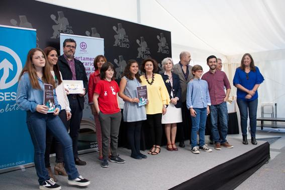 Entrega Premios Certámenes Literarios