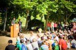 El Arboreto acoge la celebración del Día Mundial del Medio Ambiente del Ayuntamiento de Camas