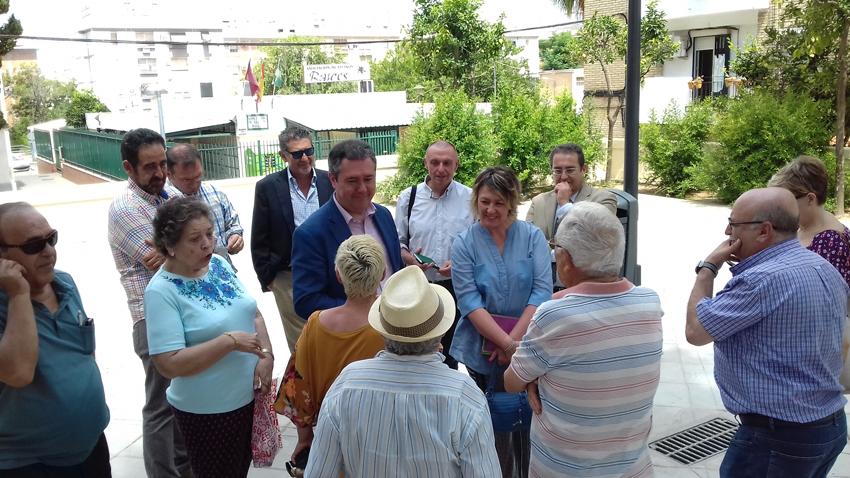 Conclyen obras Polígono San Pablo. Julio 2018