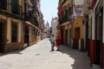 EMASESA finaliza la reurbanización de Rodrigo de Triana, en el Distrito Triana
