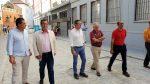 El Ayuntamiento de Sevilla tiene  en ejecución 41 obras de mejora  de calles y plazas de toda la  ciudad con una inversión  pública de 45 millones de euros