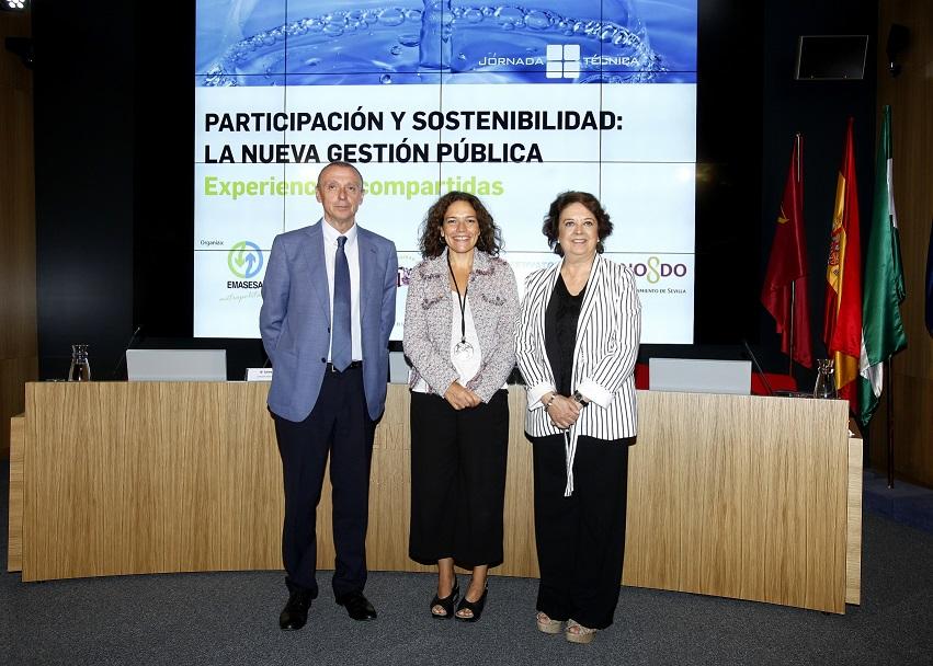 Jornada Participación y Sostenibilidad. Mesa Inaugural