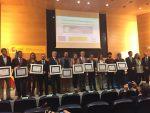EMASESA galardonada con la medalla de oro en los premios de la Semana Española de la Movilidad