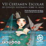 EMASESA lanza el XI Certamen Literario del Agua de EMASESA y el VII Certamen Escolar de Cuentos Ilustrados sobre el Agua