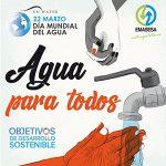 """Bajo el lema """"Agua para todos"""" EMASESA celebra el Día Mundial del Agua"""