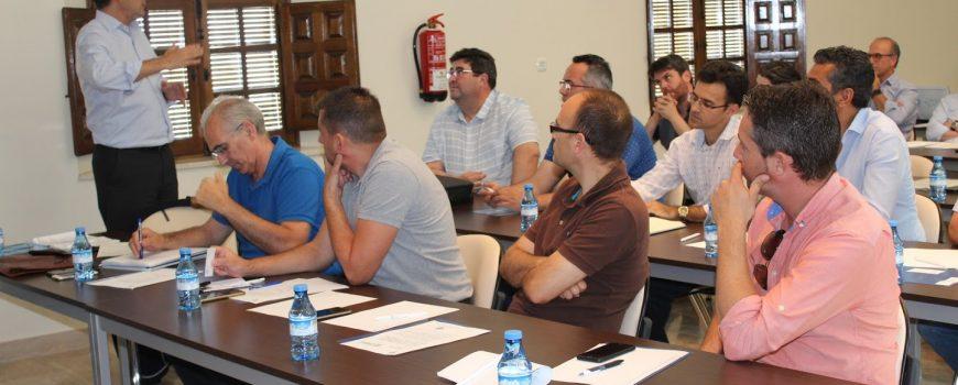 EMASESA grupo trabajo mantenimiento ASA 1