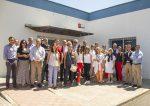 Técnicos y autoridades serbias de medio ambiente visitan la EDAR Copero