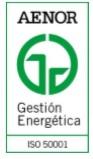 Logo Sistema Gestión Energética