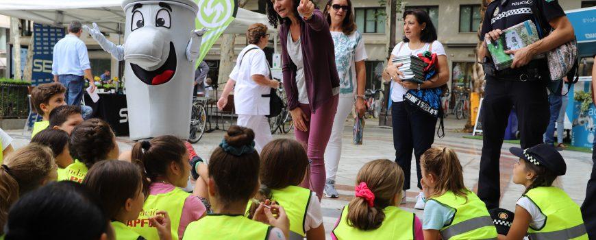 Feria de la Movilidad. Niños. 2019