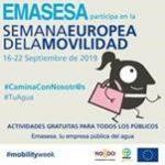 EMASESA participa en la Semana Europea de la Movilidad 2019